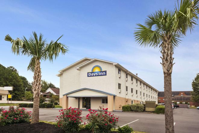 Days Inn by Wyndham Greenwood SC - Greenwood - Building