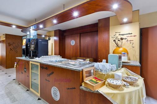 Ginosi Arizona Hotel - Milan - Buffet