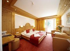 賴施運動酒店 - 基茨比爾 - 凱姿堡 - 臥室