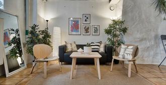 Lodge32 - Hostel - Stockholm - Lobby