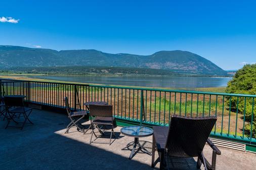 Prestige Harbourfront Resort, BW Premier Collection - Salmon Arm - Balkon