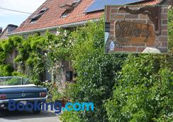 Guesthouse Kolibriehuys - Heuvelland - Outdoors view