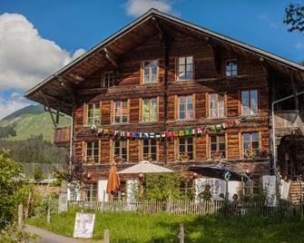 Bio-hof Maiezyt - Habkern - Building