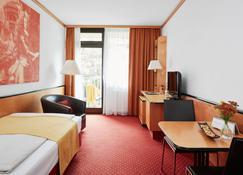 Living Hotel am Deutschen Museum - Мюнхен - Спальня