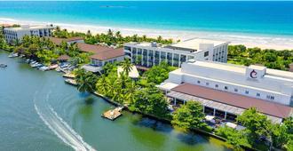 斯里蘭卡聖塔拉斯莎德 Spa 度假村 - 本托塔 - 室外景