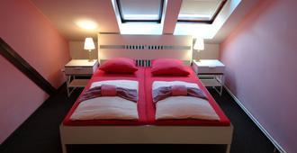 Sokolska Youth Hostel - פראג - חדר שינה