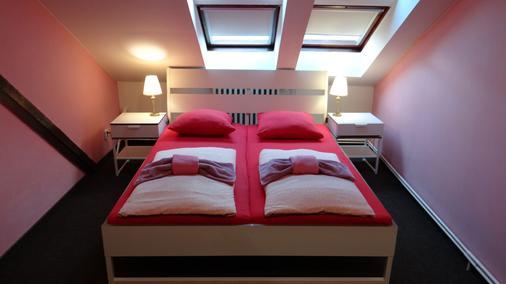 Sokolska Youth Hostel - Praha (Prague) - Phòng ngủ