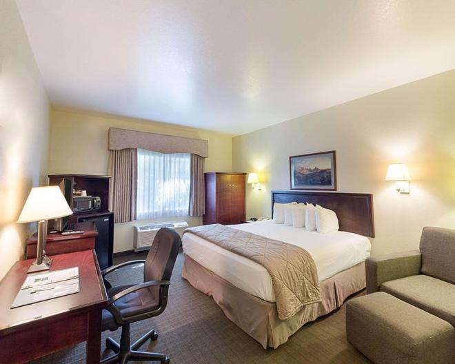 Quality Inn & Suites Kerrville - Kerrville - Bedroom