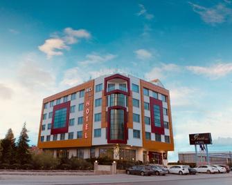 Inci Class Hotel - Denizli - Building