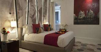 Bdb Luxury Rooms Navona Angeli - Rome - Bedroom