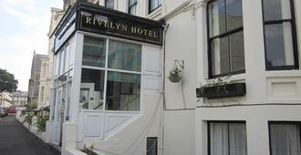 Rivelyn Hotel - Scarborough - Rakennus