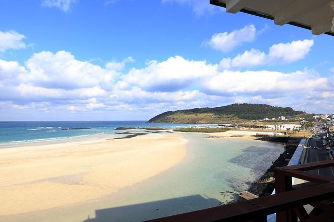 濟州島海洋套房酒店 - 濟州 - 海灘