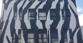 Wild Zebra Backpackers - Wellington - Edificio