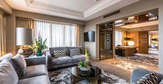 Hotel Okura Amsterdam - Amsterdam - Wohnzimmer