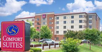 Comfort Suites At Virginia Center Commons - Glen Allen - Edificio