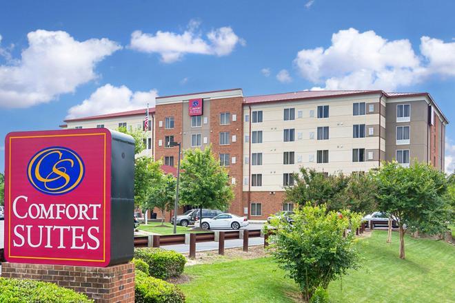Comfort Suites At Virginia Center Commons - Glen Allen - Rakennus