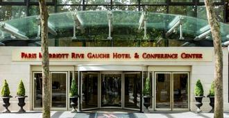 Paris Marriott Rive Gauche Hotel & Conference Center - Paris - Hoteleingang