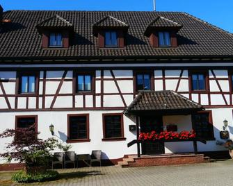 Hotel Zum Schwan - Hügelsheim - Building