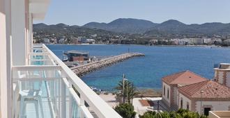 Hotel Apartamentos Central City - Adults Only - Sant Antoni de Portmany - Balkon
