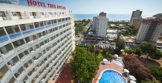Hotel Tres Anclas - Gandia - Κτίριο