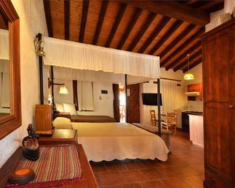 Linos Inn - Kakopetria - Bedroom