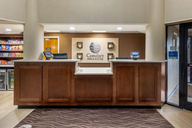 Comfort Inn & Suites - Chattanooga - Recepción