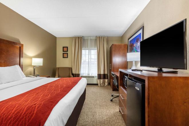 Comfort Inn & Suites - Chattanooga - Habitación