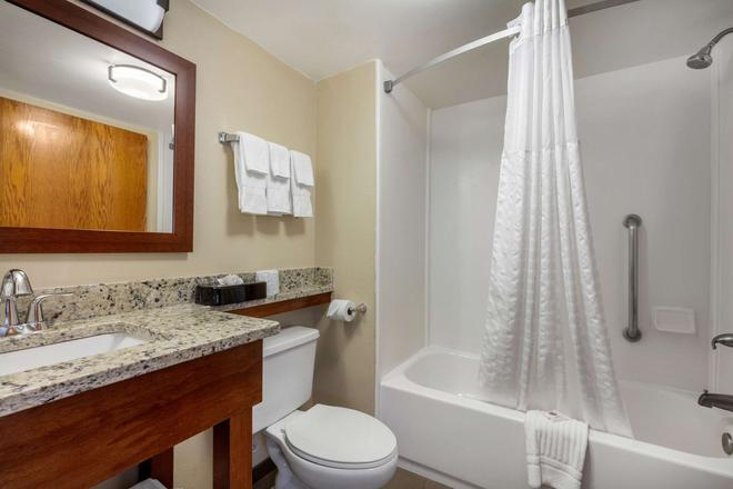 Comfort Inn & Suites - Chattanooga - Baño