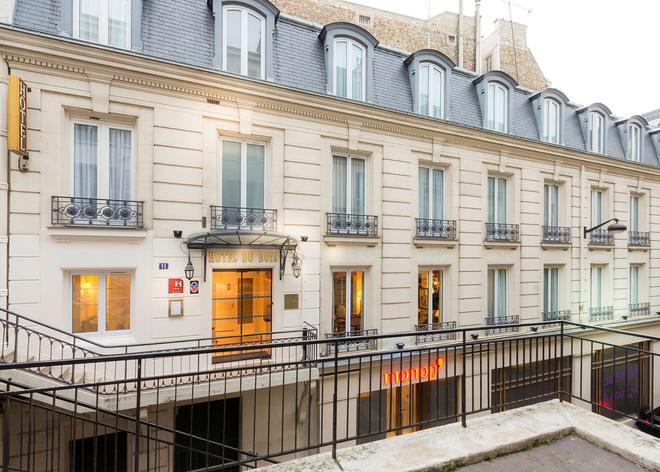 Hôtel Du Bois Champs-Elysées - Παρίσι - Κτίριο