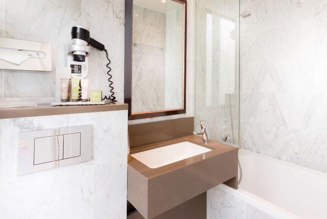 Hôtel Du Bois Champs-Elysées - Παρίσι - Μπάνιο
