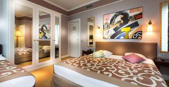Hôtel Du Bois Champs-Elysées - Париж - Спальня