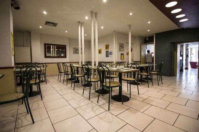 里昂酒店 - 瓦朗斯 - 瓦朗斯 - 餐廳