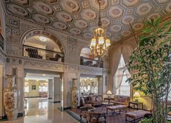 The Brown Hotel - Луїсвіль - Lobby
