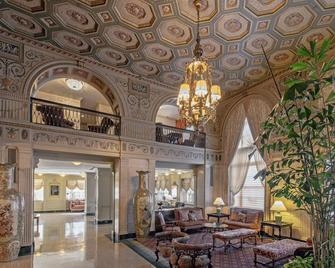 The Brown Hotel - Louisville - Lobby