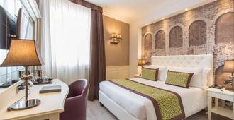 Hotel San Pietro - Verona - Makuuhuone