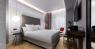 Hotel Riazor - La Coruña - Bedroom
