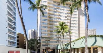 Ramada Plaza by Wyndham Waikiki - Honolulu - Building
