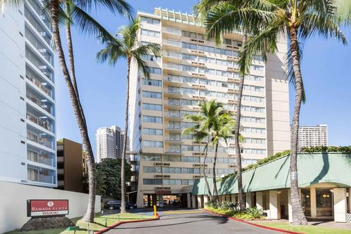 Ramada Plaza by Wyndham Waikiki - Honolulu - Gebouw