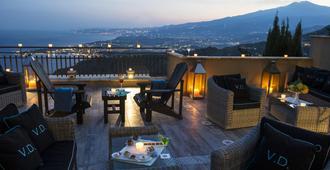 Hotel Villa Ducale - Taormina - Varanda