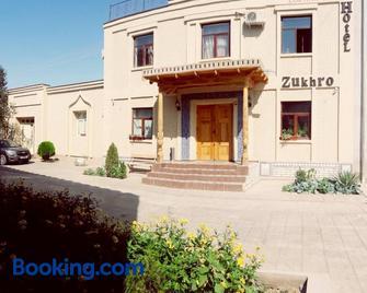 Zukhro Boutique Hotel - Jiva - Edificio