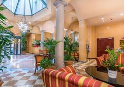 Hotel Regina - Milan - Lobby
