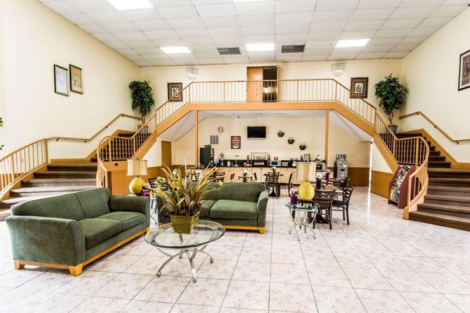 Econo Lodge - Jacksonville - Lobby
