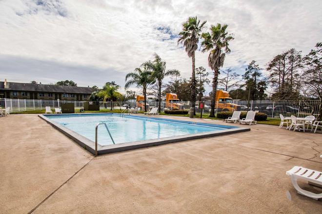 Econo Lodge - Jacksonville - Pool