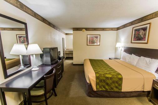 Econo Lodge - Jacksonville - Bedroom