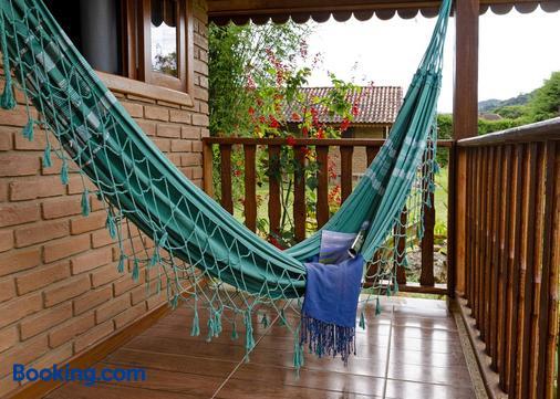 Pousada Vista Bonita - Visconde de Maua - Balcony