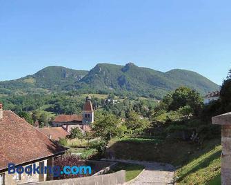 La maison de poupet - Salins-les-Bains - Outdoors view