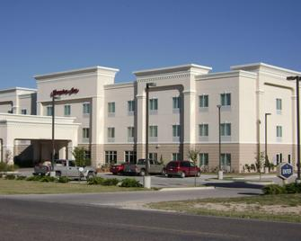 Hampton Inn Fort Stockton - Fort Stockton - Gebouw