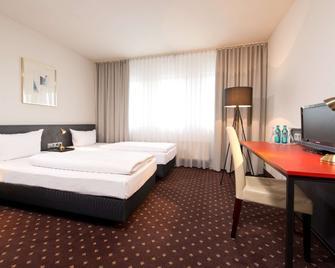 Achat Hotel Hockenheim - Hockenheim - Ložnice