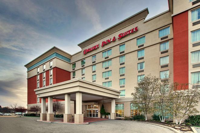 Drury Inn & Suites St. Louis Arnold - Arnold - Bâtiment