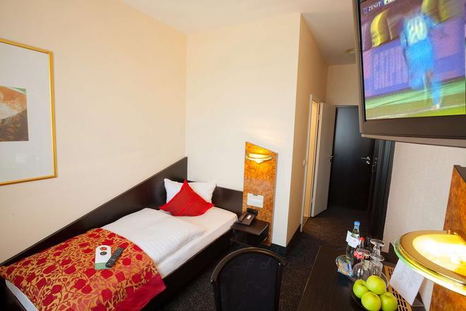 維爾加雷澤坦酒店 - 萊比錫 - 萊比錫 - 臥室